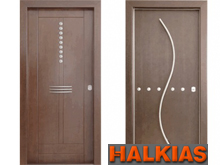 HALKIAS SECURE DOORS