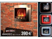 Fireplace Amadeo
